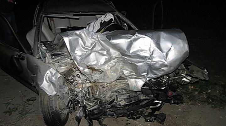 Mitsubishi врезался в ехавший в Воронежский аэропорт Peugeot: погибли 5 человек
