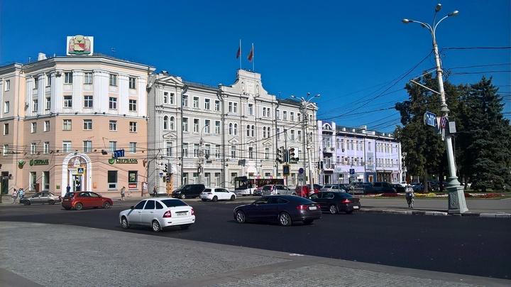 Мэрия Воронежа пересмотрит дизайн-регламент