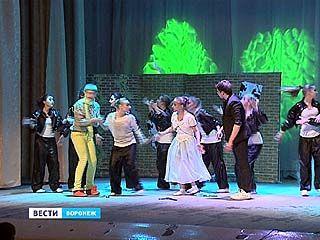 Ромео и Джульетта, как современные тинэйджеры, в постановке воронежских студентов