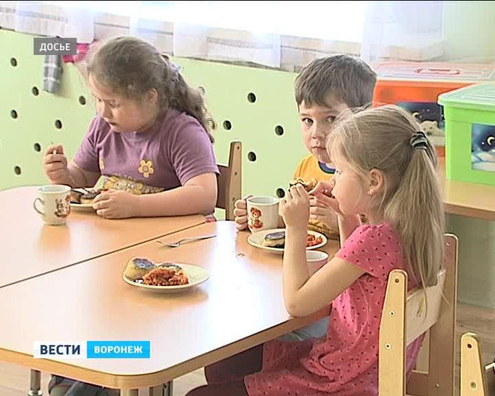 Роспотребнадзор не нашел нарушений в режиме питания дошкольников