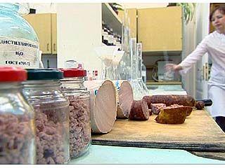Роспотребнадзор области забраковал 500 килограммов мяса и колбасы