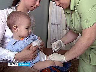 Роспотребнадзор призывает воронежских христиан-баптистов сделать прививки от кори