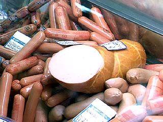 Роспотребнадзор забраковал 3,5 тонны колбасы в Борисоглебске