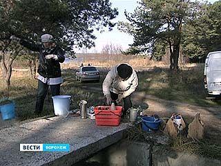 Росприроднадзор приступил к внеплановой проверке Левобережных очистных сооружений