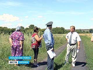 Россельхознадзор проверяет использование пестицидов в Репьевском районе