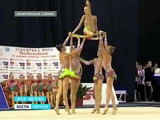 Российские гимнастки стали первыми на Чемпионате Европы