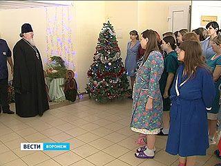 Рождественская ночь принесла Воронежской области несколько десятков малышей