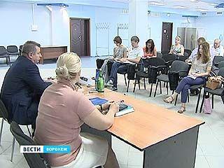 Руководитель агродепартамента Анатолий Спиваков провел пресс-конференцию