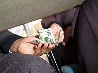 Руководитель Федерального агентства имущества задержан при получении взятки