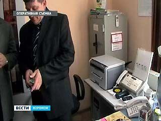 Руководитель отдела Нижнедевицкого гостехнадзора задержан за получение взятки
