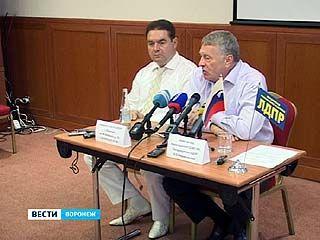 Руководитель Воронежского отделения ЛДПР временно останется на своём посту