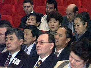 Руководители национальных общин приняли участие в конференции