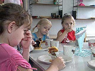 С 1 октября вырастет плата за детский сад