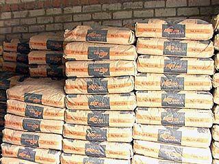 С марта по июль цена на цемент выросла вдвое