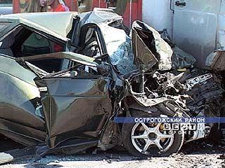 С начала октября на дорогах Воронежской области погибло 47 человек