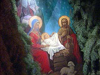 С рождества Христова начались Святки