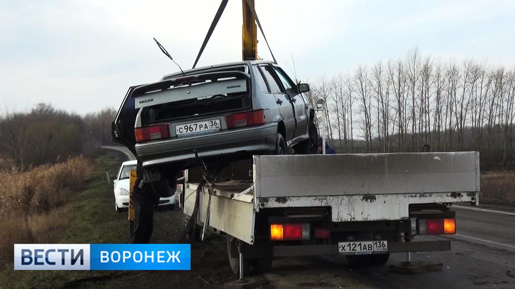 Два трагических ДТП в Воронежской области унесли жизни 5 человек