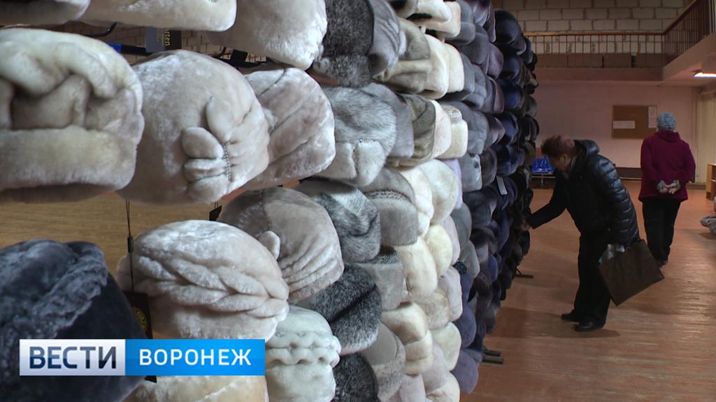 В Воронеже открылась выставка-ярмарка головных уборов