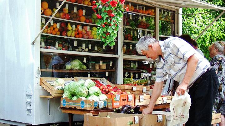 В Воронеже торговлю «с колёс» будут проверять на соответствие архитектурным решениям