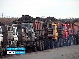 Сахарные заводы Воронежской области и соседних регионов переполнены