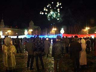 Салют на 23 февраля будет проводиться в Воронеже ежегодно