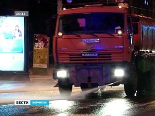 Самая чистая улица Воронежа - Пирогова
