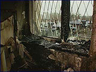 Самодельный нагревательный прибор стал причиной пожара