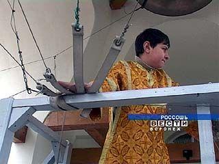 Самому юному звонарю Воронежско-Борисоглебской епархии всего 13 лет