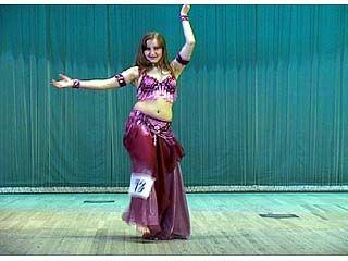 Самые пластичные танцовщицы съехались на шоу в Воронеж