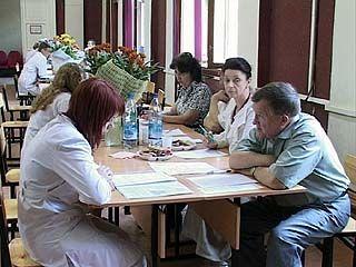 Самые подготовленные студенты-первокурсники - в Воронежской медакадемии