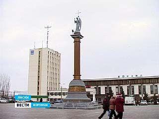 Самый чистый город Воронежской области - Лиски