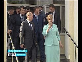 Самый современный дом престарелых в стране посетил Владимир Путин