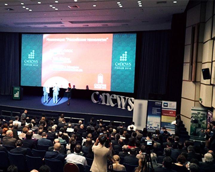 Сбербанк признан лауреатом премии «CNews AWARDS 2015»