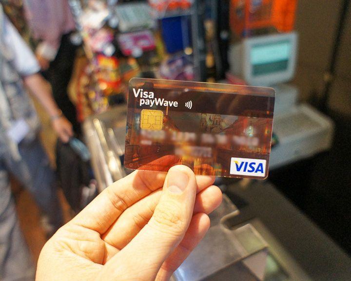 Сбербанк запустил новый продукт «Visa Classic Бесконтактная»