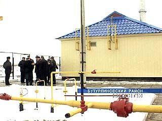 Сдан в эксплуатацию новый газопровод-отвод