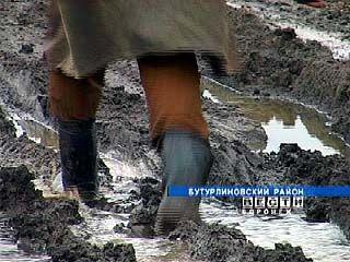 Село Гвазда Бутурлиновского района славится своей землей