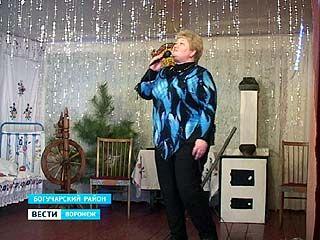 Село Травкино в Богучарском районе стало местечковой культурной столицей