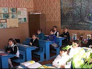 Сельская школа нуждается в модернизации