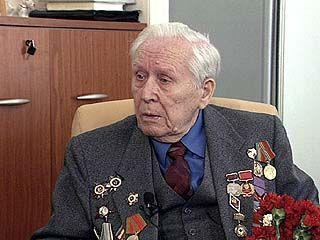 Семену Пожарову исполнилось 90 лет