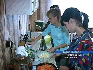 """""""Семейный очаг"""" Борисоглебского лицея признан лучшим проектом"""