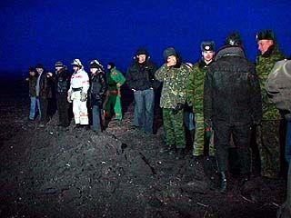 Семьям погибших пилотов бомбардировщика СУ-24 окажут помощь
