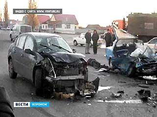 Серьезное ДТП произошло в Новохоперске: погиб человек