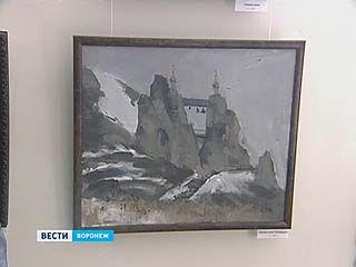 Сергей Гулевский отметил юбилей открытием персональной выставки