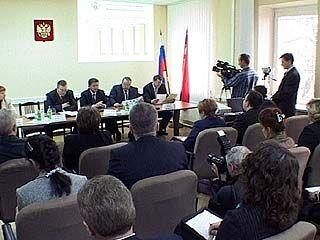 Сергей Мовчан возглавил заседание госрегистраторов