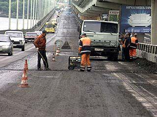 Северный мост за месяц приведут в порядок