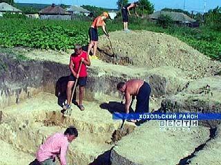 Сезон раскопок в Костенках только начинается