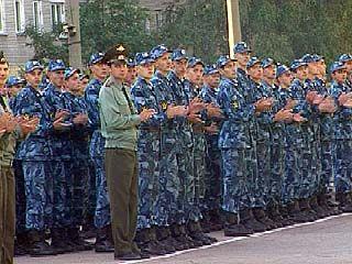 Шесть лет исполняется Воронежскому институту ФСИН