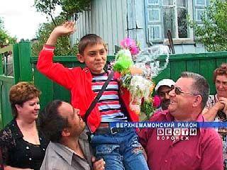 Школьник из Воронежской области Михаил Пунтов покорил сердца россиян