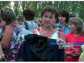 Школьникам Борисоглебска сшили форму, которую невозможно носить