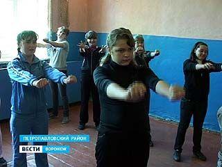 Школьникам из села Старая Криуша негде заниматься физкультурой